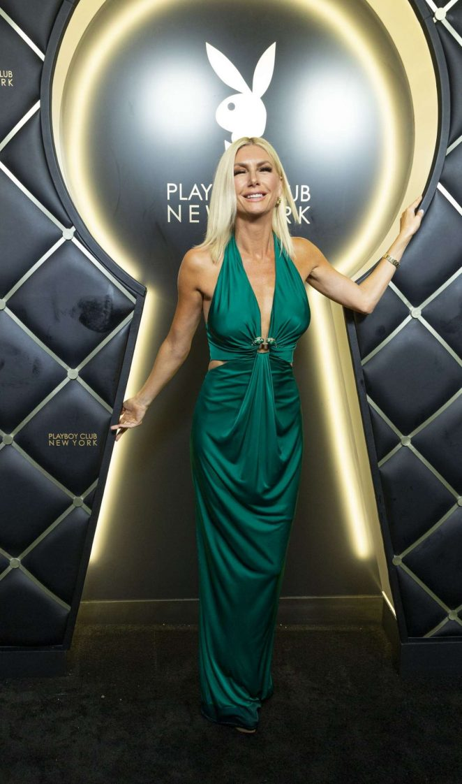 Brande Roderick - Playboy Club New York Opening Party in NYC