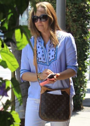 Brandi Chastain - Out in Beverly Hills