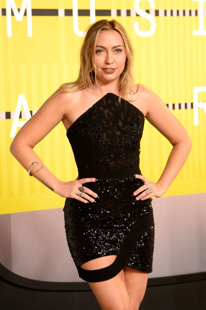 Brandi Cyrus - 2015 MTV Video Music Awards in LA