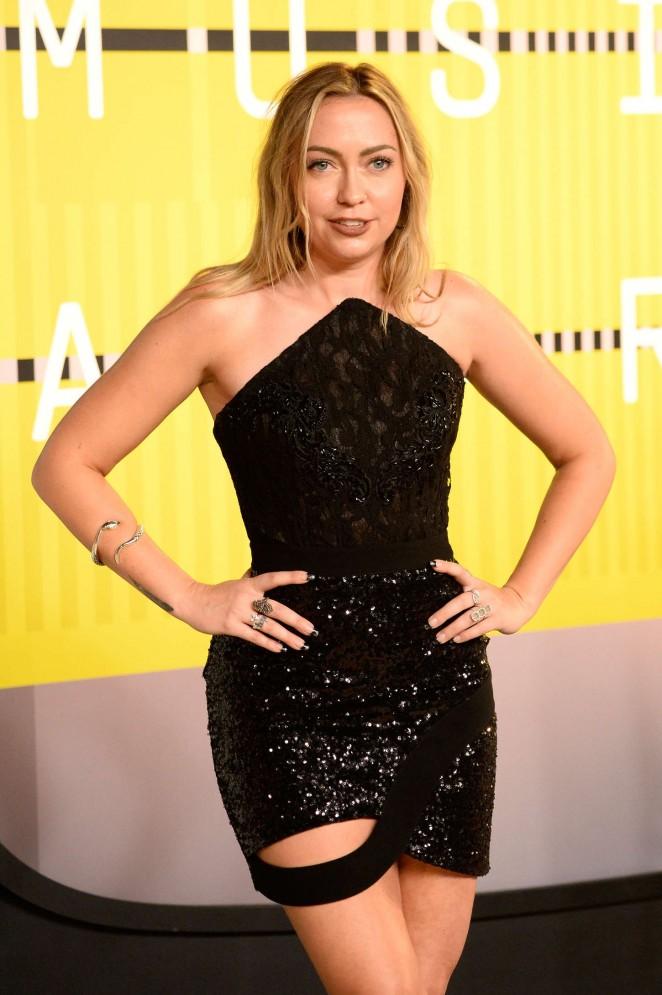 Brandi Cyrus - 2015 MTV Video Music Awards in LA