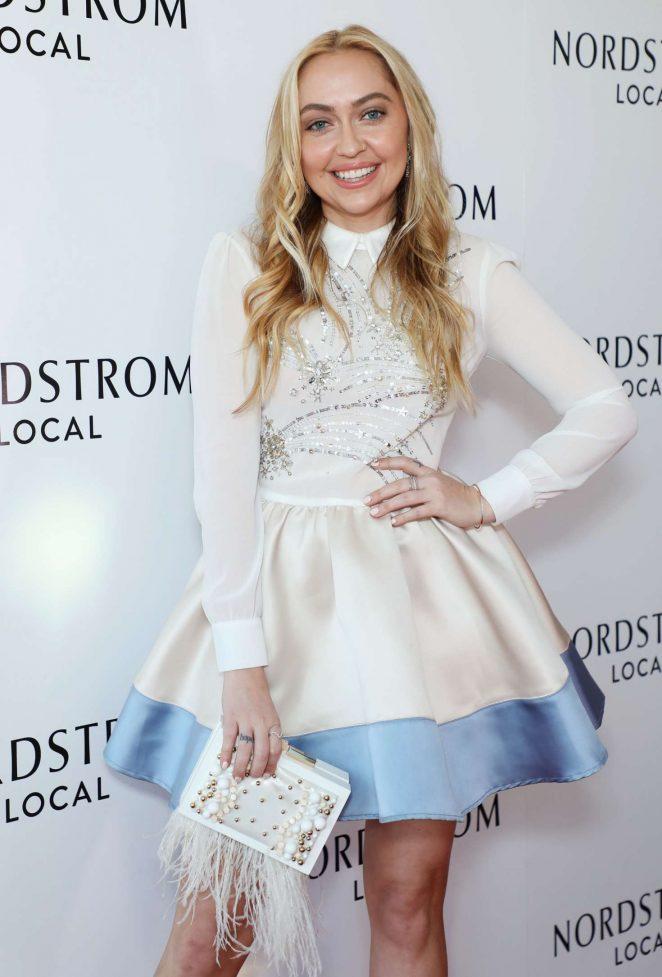 Brandi Cyrus - Nordstrom Oscar Party in Los Angeles