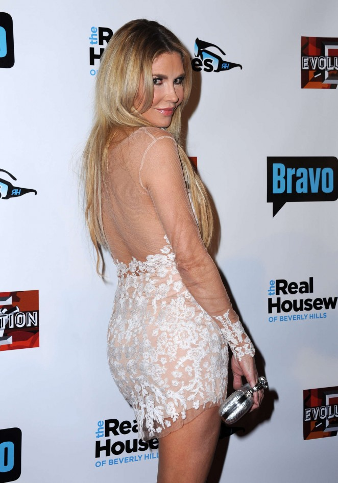 Brandi Glanville - 'The Real Housewives Of Beverly Hills' Season 6 Premiere Party in Hollywood