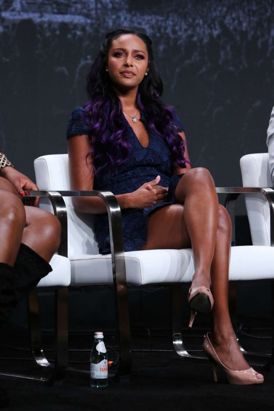Brandi Rhodes - TNT 'All Elite Wrestling' Panel - 2019 TCA Summer Press Tour in LA