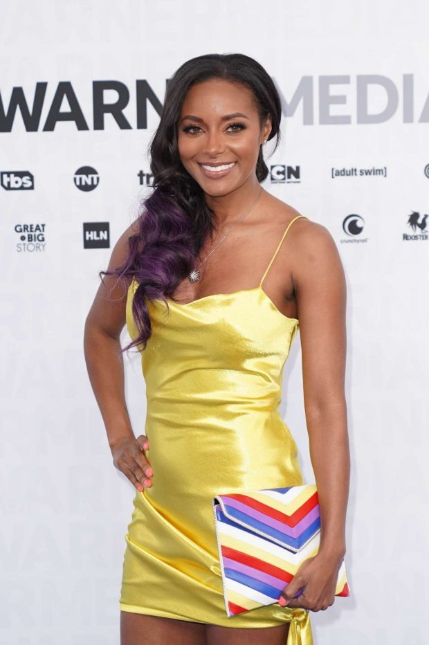 Brandi Rhodes - WarnerMedia Upfront 2019 in New York