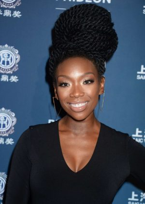 Brandy - 21st Annual Huading Global Film Awards in Los Angeles
