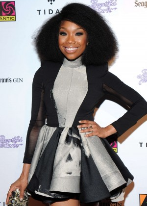 Brandy Norwood - 2015 Atlantic Records BET Awards After Party in LA