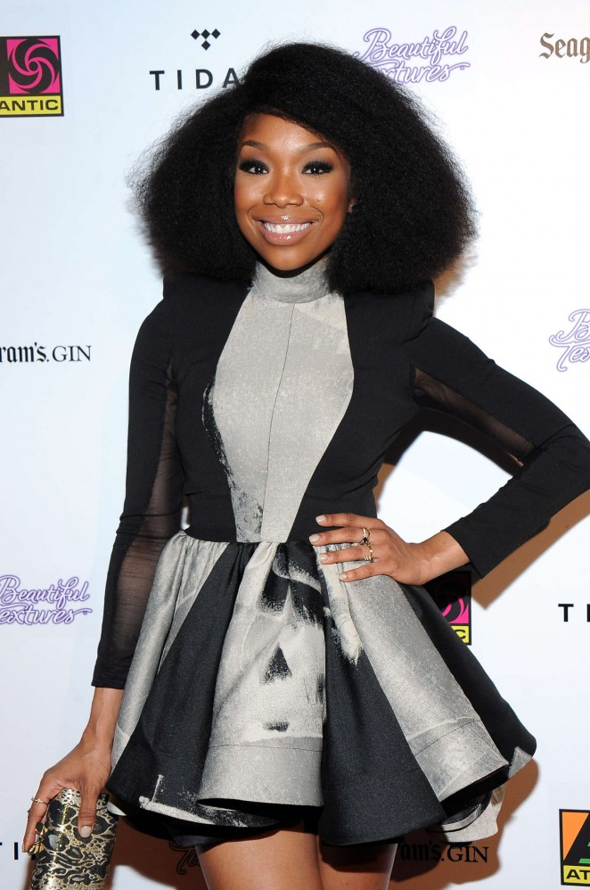 Brandy Norwood – Atlantic Records BET Awards After Party in LA
