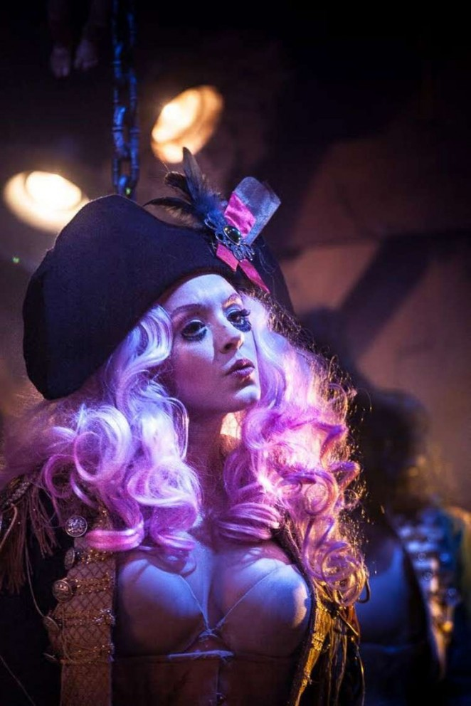 Brea Grant - Alleluia The Devils Carnival Promo