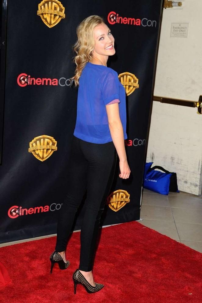 ... Breanne Parhiala: WB 2015 Cinemacon Press Line -02 ...