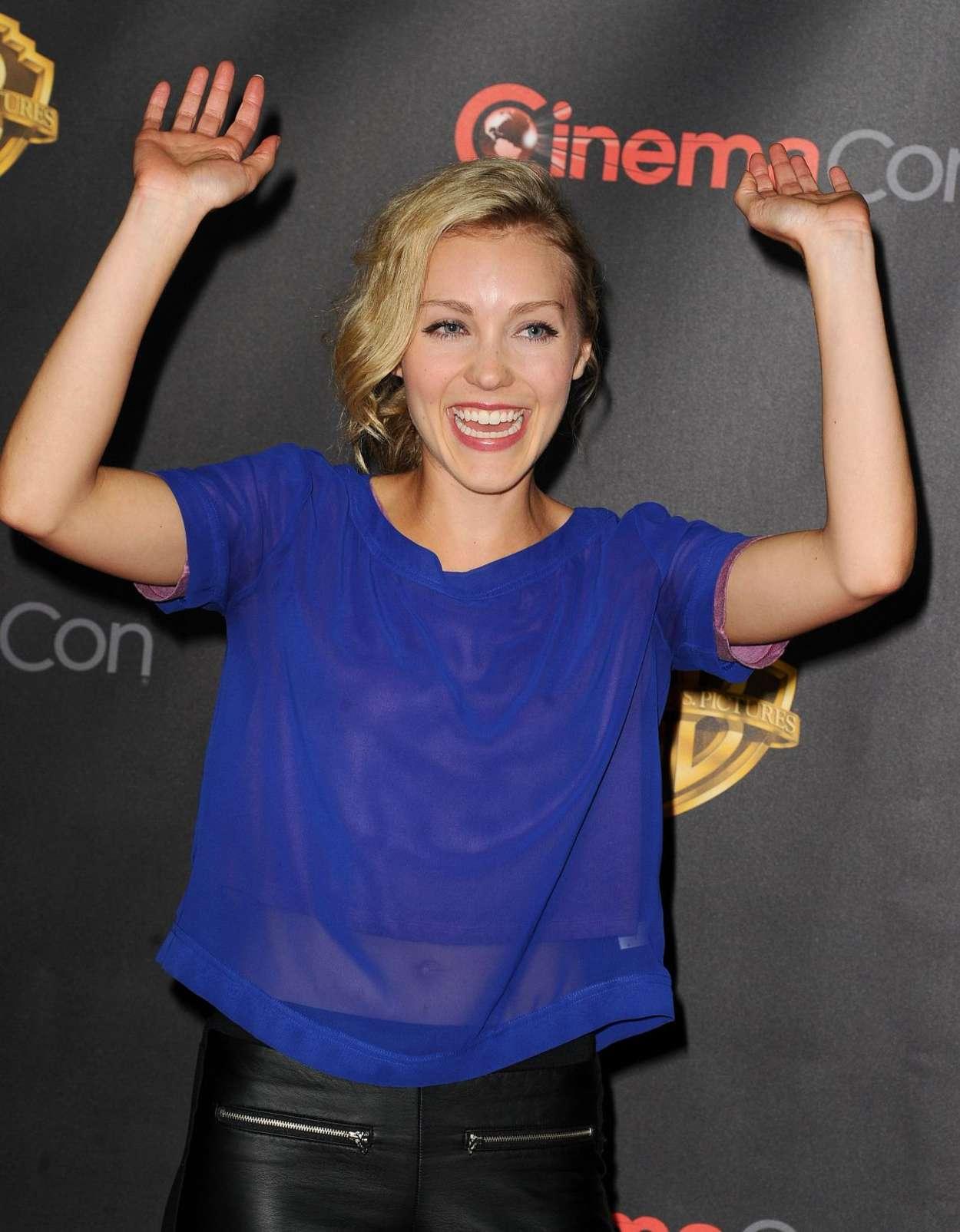 ... Breanne Parhiala: WB 2015 Cinemacon Press Line -08 - Full Size ...