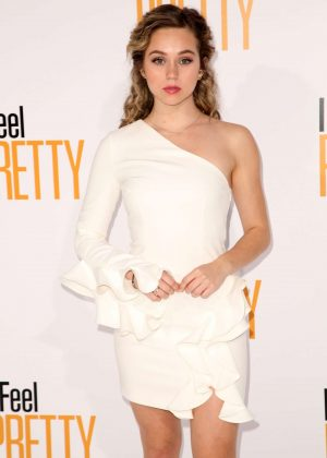 Brec Bassinger - 'I Feel Pretty' Premiere in Los Angeles