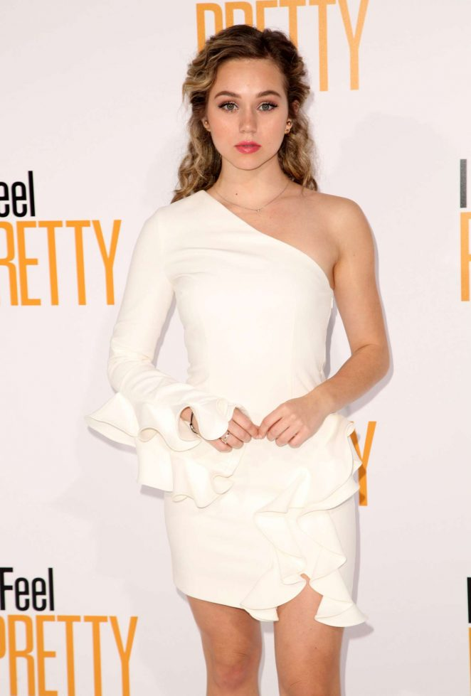 Brec Bassinger - 'I Feel Pretty' Premiere in Los Angeles