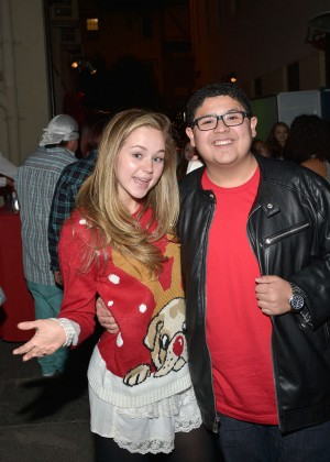 Brec Bassinger - Nickelodeon Holiday Movie Screening in Hollywood