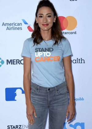 Bree Turner - 5th Biennial Stand Up To Cancer in Los Angeles