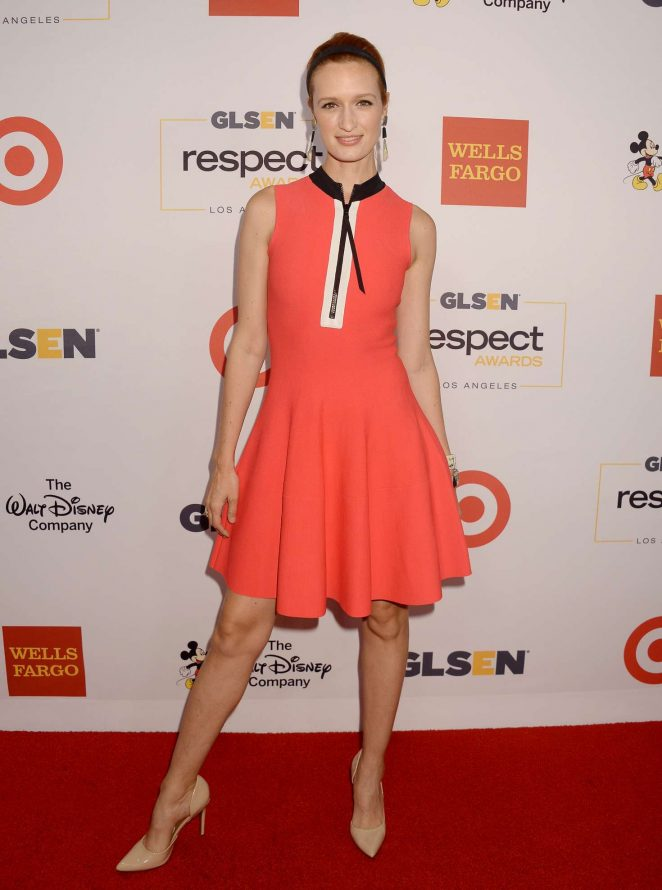 Breeda Wool - 2016 GLSEN Respect Awards in Los Angeles