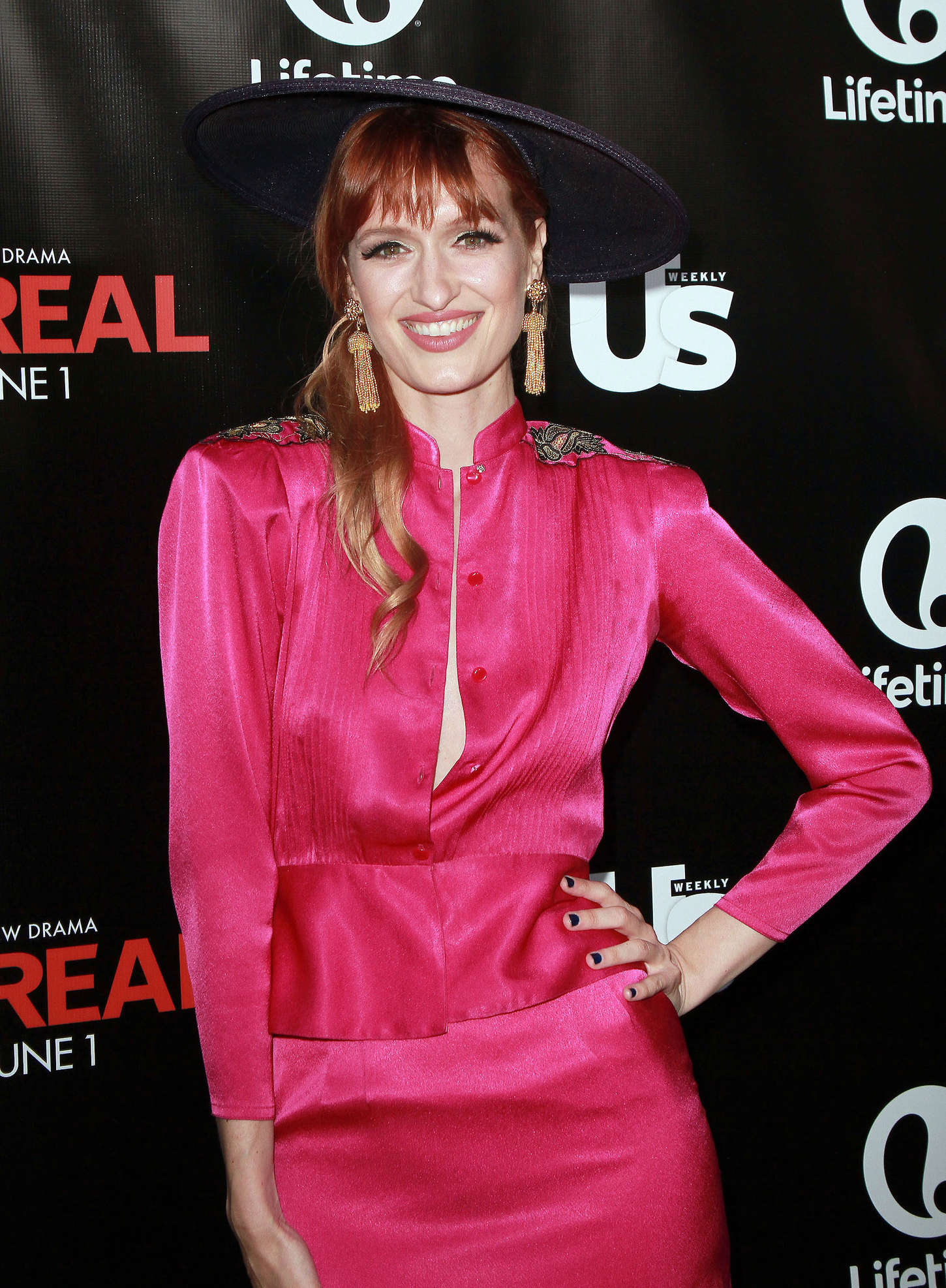 Breeda Wool - Lifetime and Us Weekly's Premiere Party for UnReal in Beverly Hills