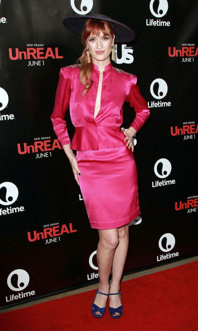 Breeda Wool: UnReal Premiere Party -05