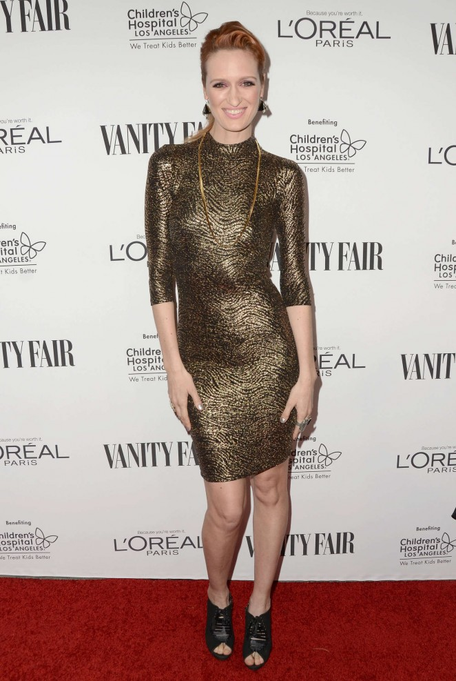 Breeda Wool - Vanity Fair L'Oreal Paris and Hailee Steinfeld host DJ Night in West Hollywood