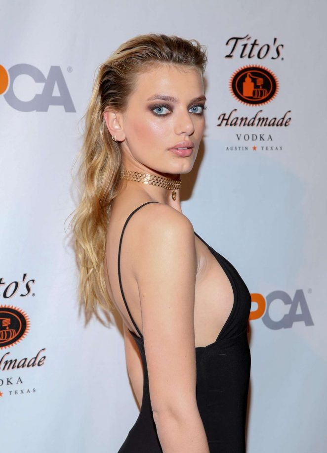 Bregje Heinen - The ASPCA 20th Annual Bergh Ball in New York City