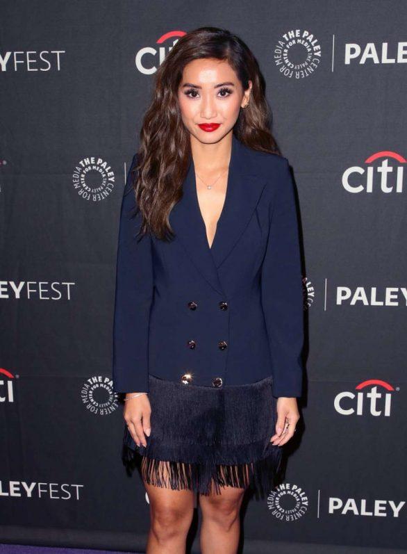 Brenda Song - 2019 PaleyFest Fall TV Previews - Hulu in Beverly Hills