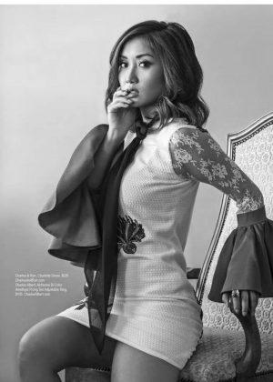 Brenda Song for Regard Magazine (January 2017)