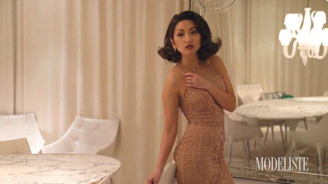 Brenda Song - Modeliste Magazine (January 2017)
