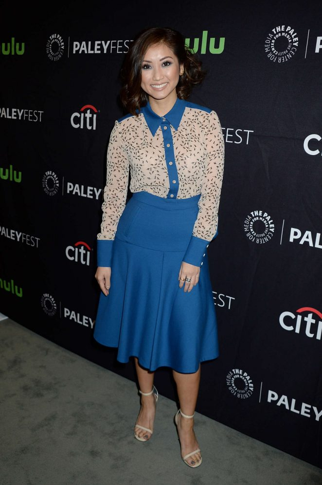 Brenda Song - Paleyfest 2016 Fall TV Preview in Beverly Hills