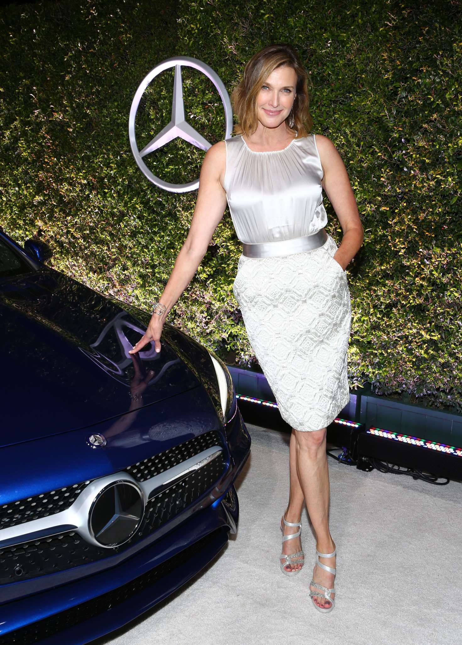 Santa Monica Mercedes >> Brenda Strong – 2016 Variety And Women In Film's Pre-Emmy Celebration in LA | GotCeleb
