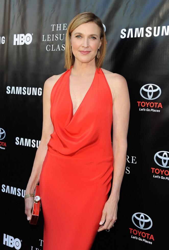 Brenda Strong - Project Greenlight Season 4 Winning Film Premiere 'The Leisure Class' in LA