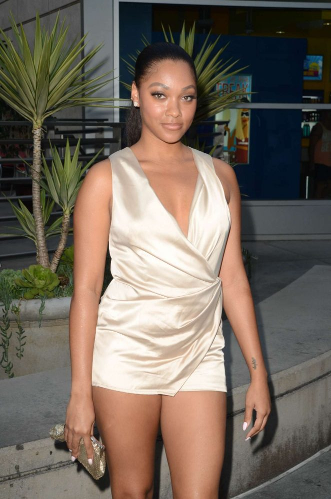 Bria Murphy – Amateur Night Premiere in Hollywood