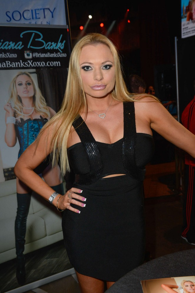 Briana Banks - AVN Adult Entertainment Expo in Las Vegas