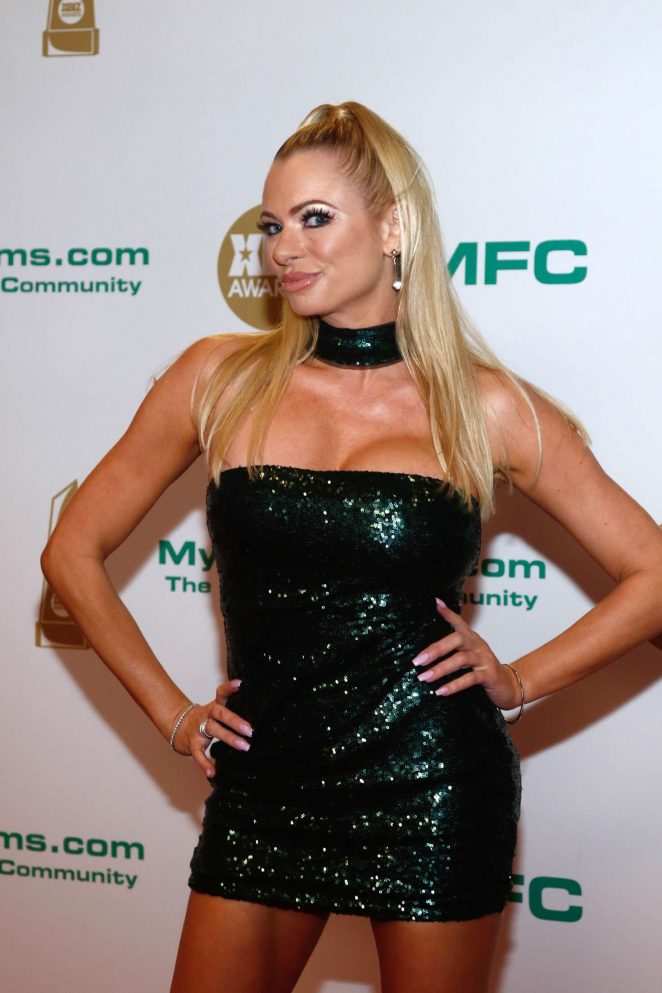 Briana Banks - XBIZ Awards 2017 in Los Angeles