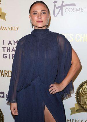 Briana Evigan - 2017 Womens Choice Awards - Los Angeles