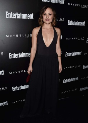 Briana Evigan - Entertainment Weekly's Celebration Honoring The Screen Actors Guild in LA