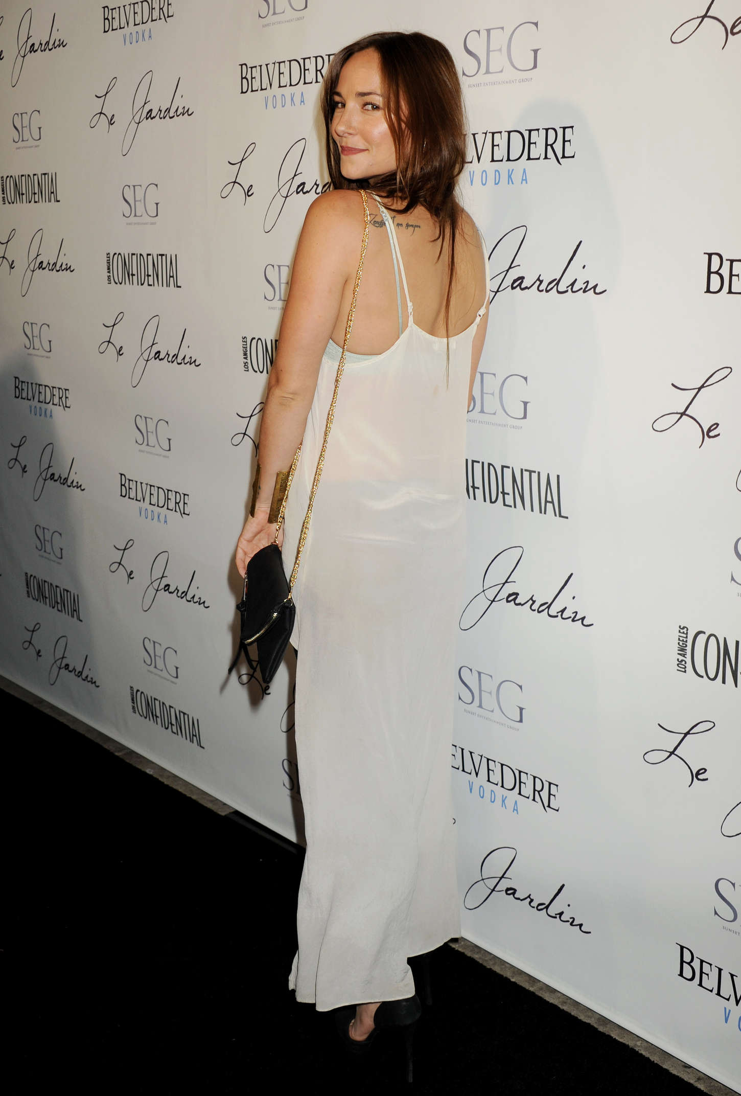 Briana Evigan: Grand Opening Of Le Jardin -06 - GotCeleb