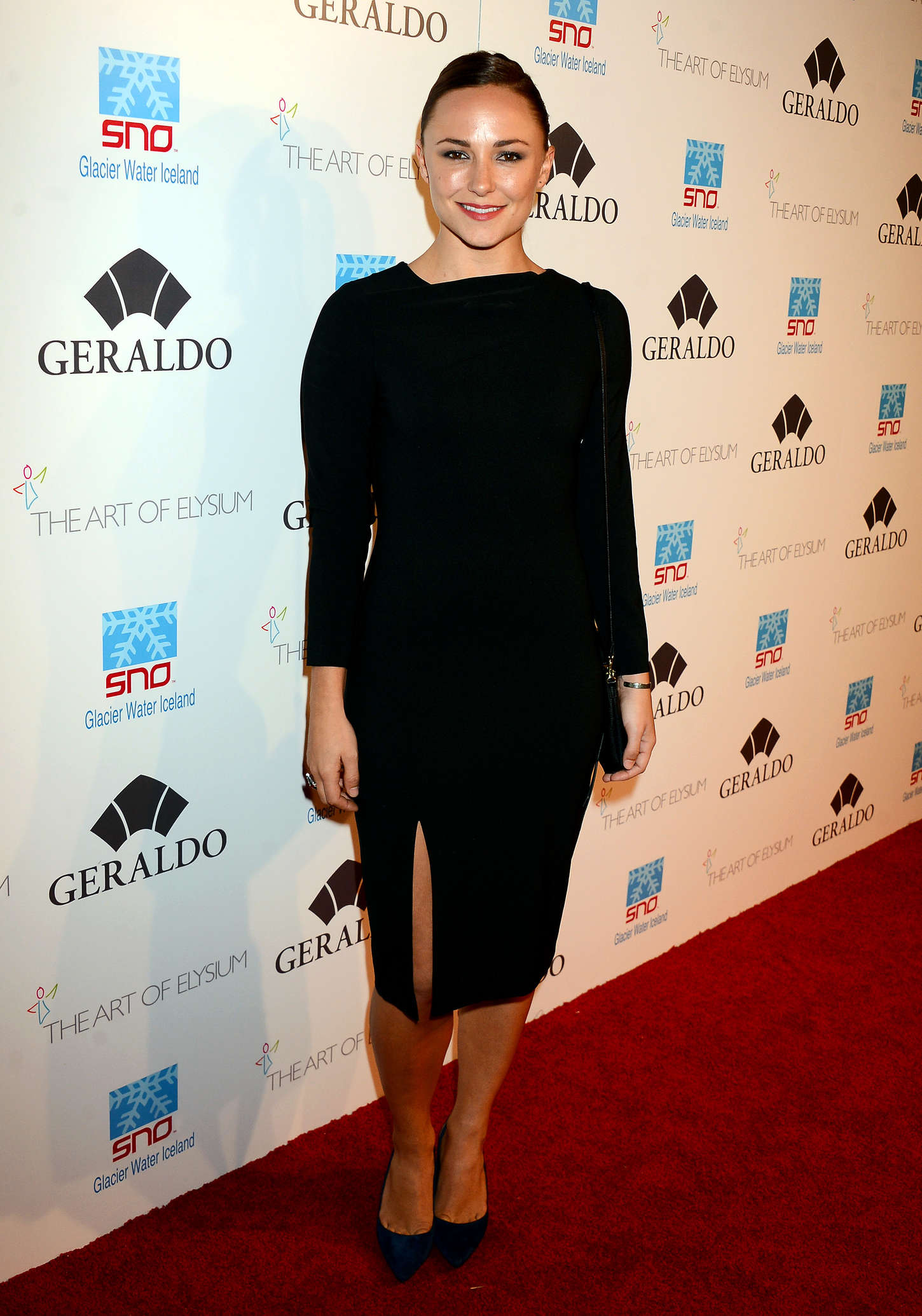 Briana Evigan Icons Of The Awards Event In Los Angeles