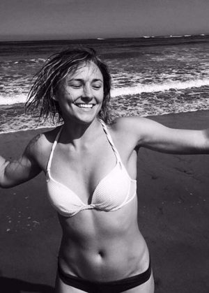 Briana Evigan in Bikini - Instagram