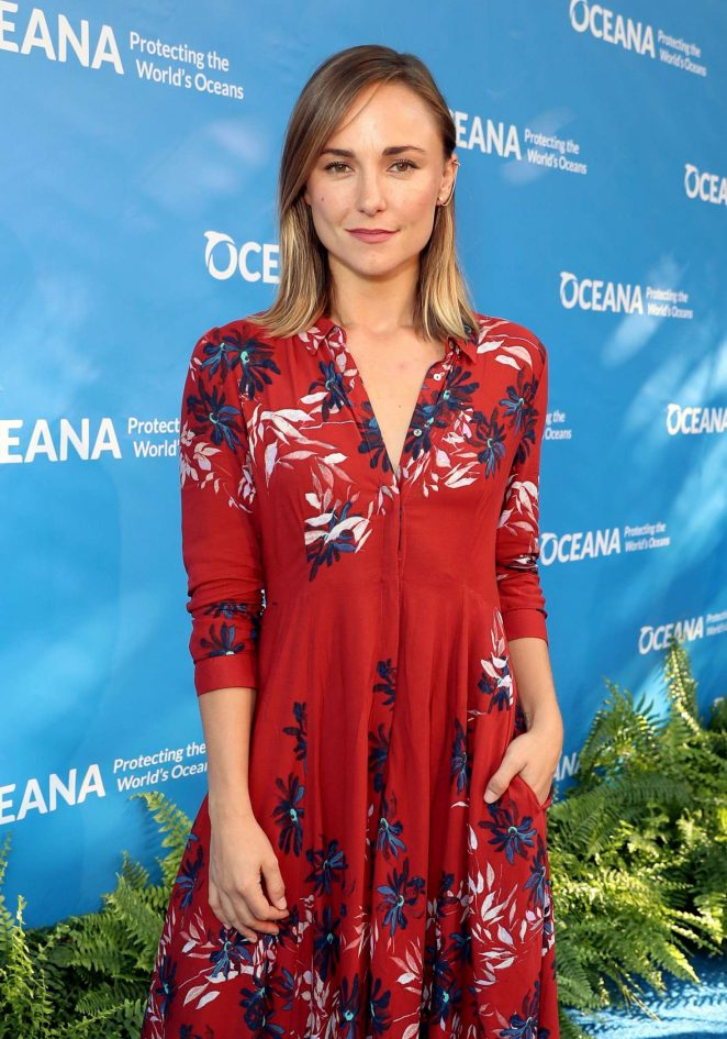 Briana Evigan - Oceana SeaChange Summer Party in Los Angeles