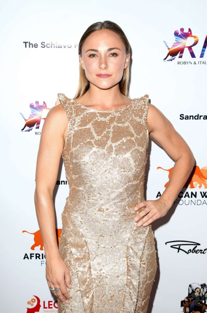 Briana Evigan - Ride Foundation Inaugural Gala 'Dance For Africa' in LA