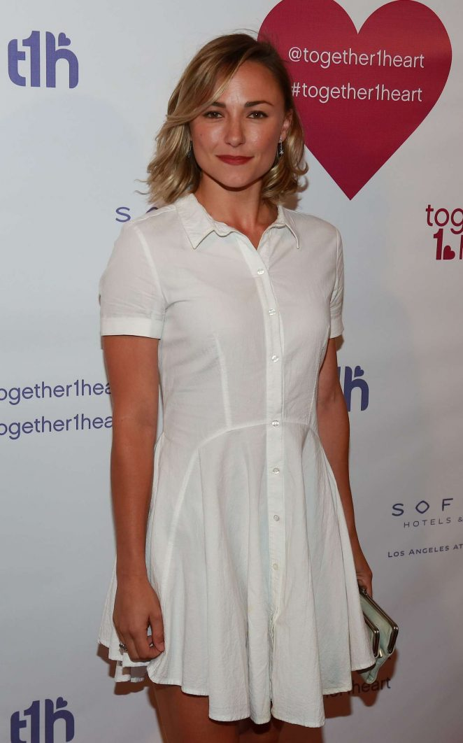 Briana Evigan - together1heart Launch Party in West Hollywood