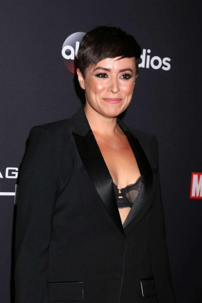 Briana Venskus - 'Marvel's Agents of S.H.I.E.L.D.' 100th episode celebration in Hollywood