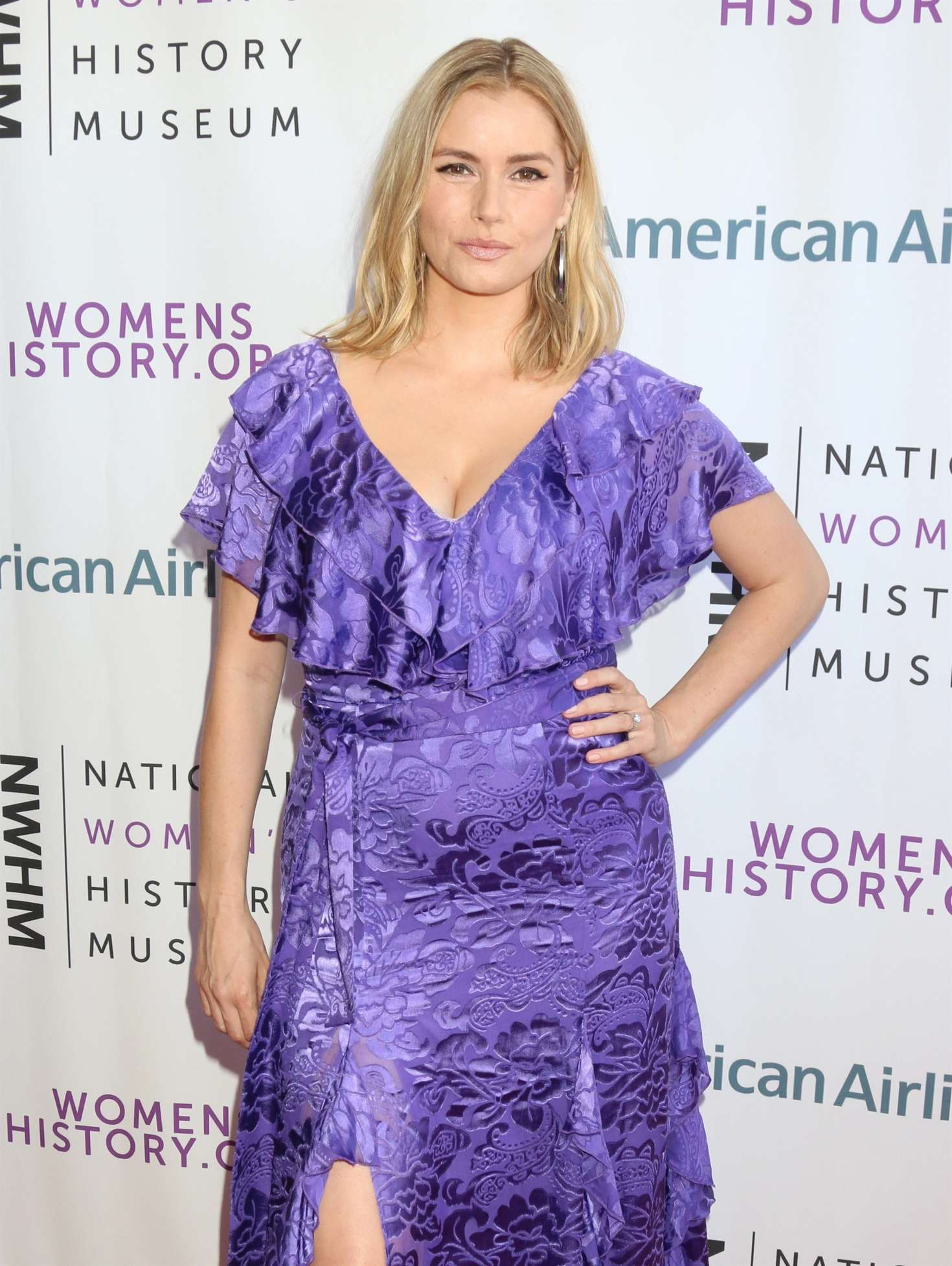 Brianna Brown - 7th Annual Women Making History Awards in Beverly Hills