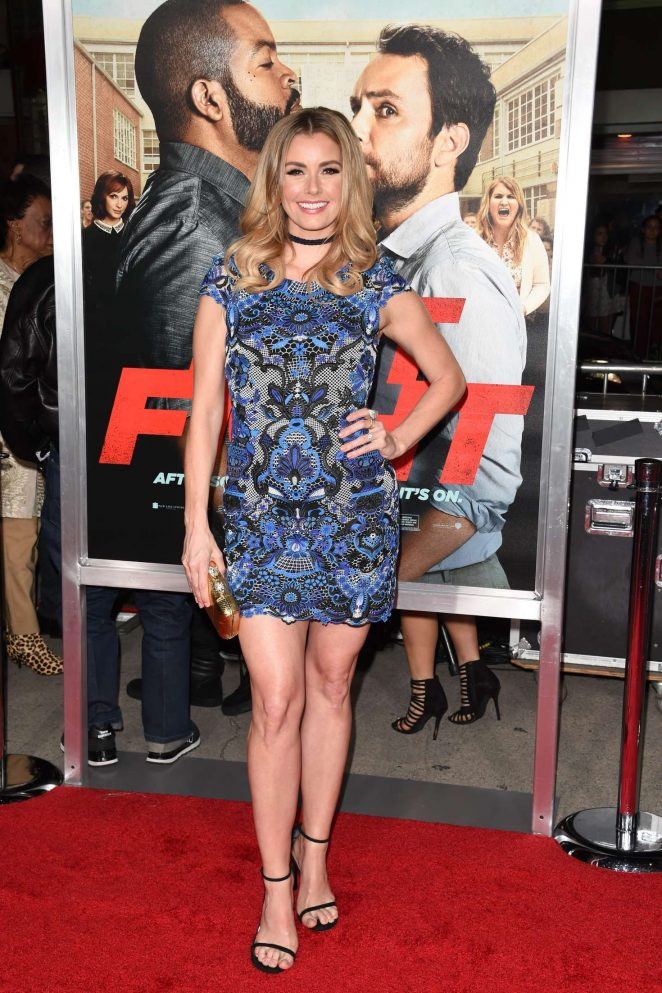 Brianna Brown - 'Fist Fight' Premiere in Los Angeles