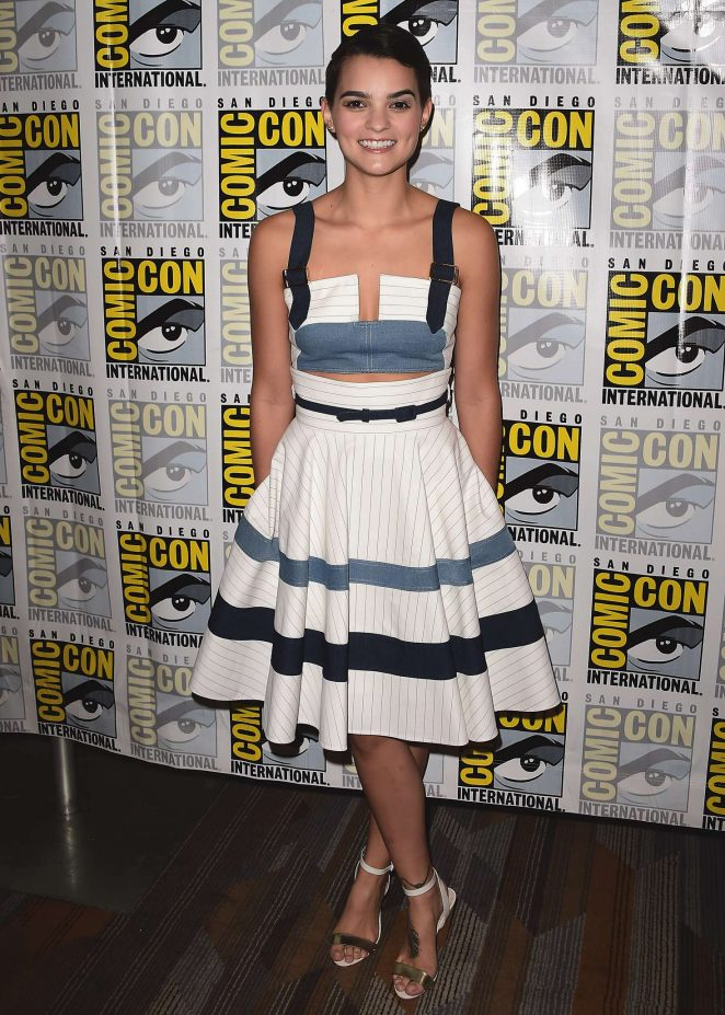 Brianna Hildebrand - The Exorcist Photocall at 2017 Comic-Con in San Diego