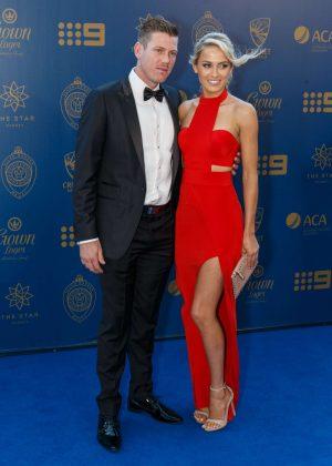 Brianna Sheppard - Allan Border Medal 2017 in Sydney