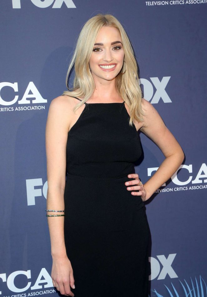Brianne Howey - 2018 FOX Summer TCA 2018 All-Star Party in LA