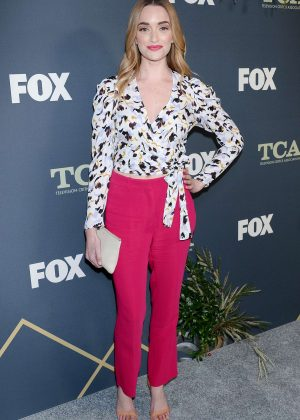 Brianne Howey - Fox Winter TCA 2019 in Los Angeles