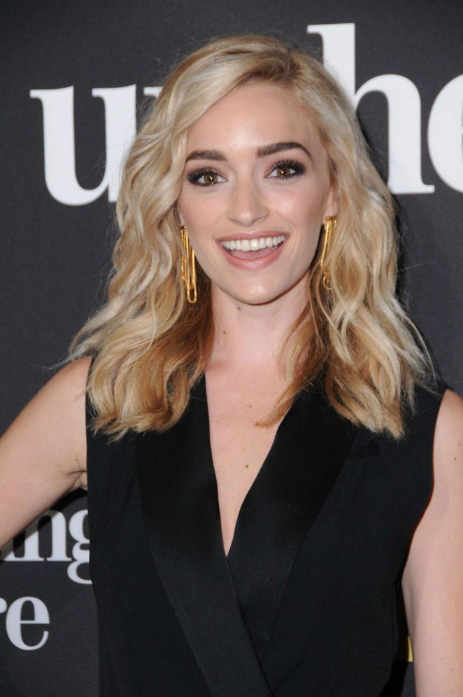 Brianne Howey - 'I'm Dying Up Here' Premiere in Los Angeles