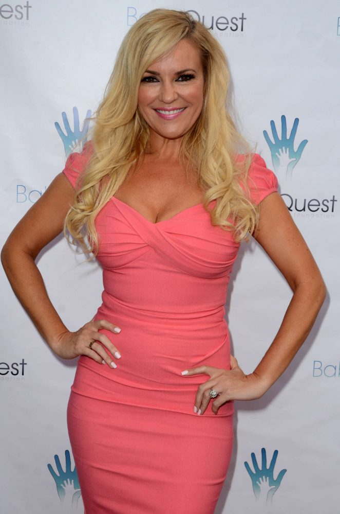 Bridget Marquardt - BabyQuest Let's Make A Baby Fundraiser Gala 2016 in Toluca Lake