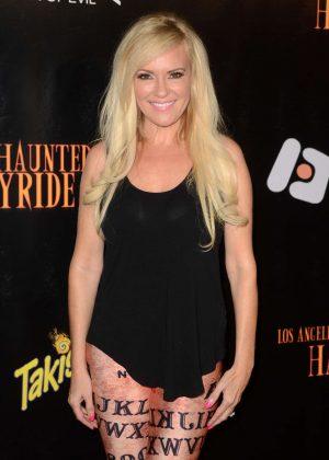 Bridget Marquardt - Los Angeles Haunted Hayride in Los Feliz